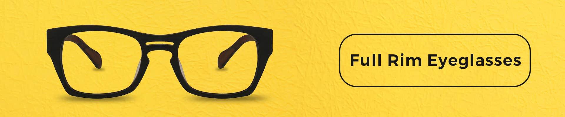 Full Rim Eyeglasses