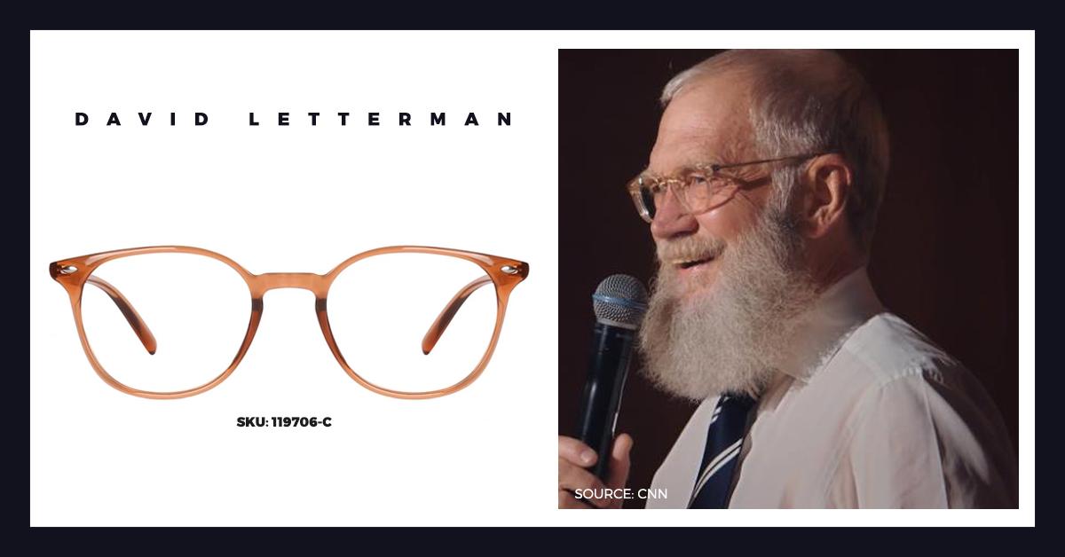 David Letterman: (My Next Guest)