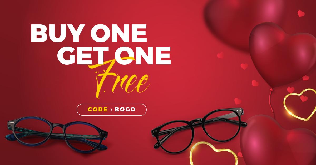 Get Mesmerizing Valentine's Day Frames At Goggles4U