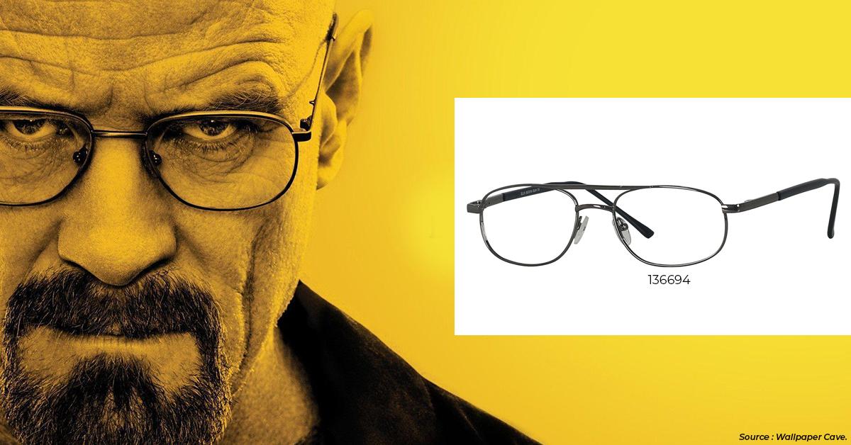 5) Breaking Bad Glasses For Halloween 2020