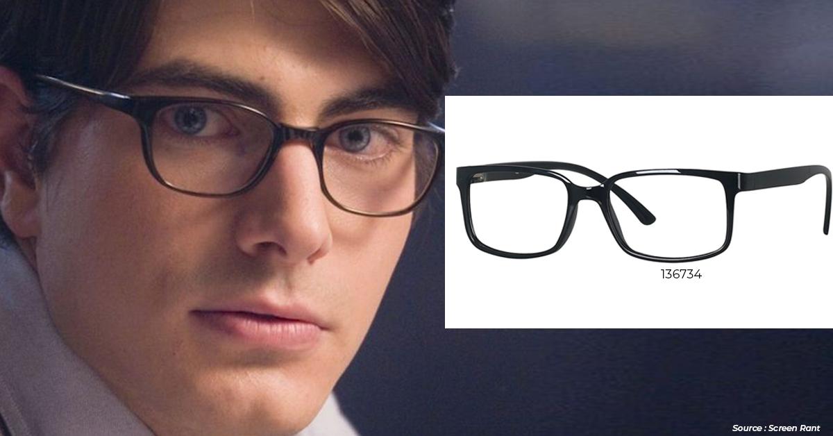 1) Superman Glasses For Halloween 2020
