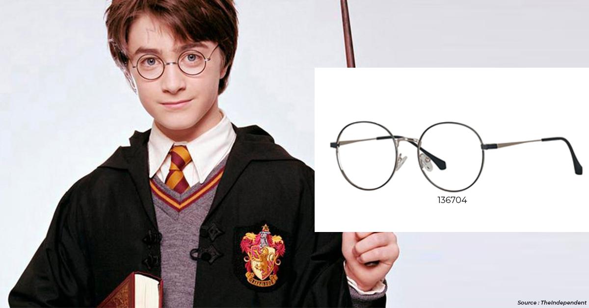 4) Harry Potter Glasses For Halloween 2020