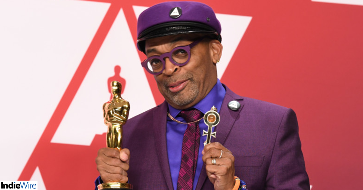 2) Spike Lee - The Full-Rimmed Round Acetates: