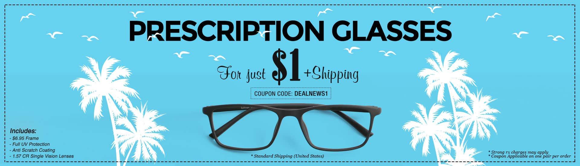 Prescription Eyeglasses | Goggles4u