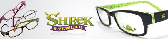 Shrek Kids Eyeglasses