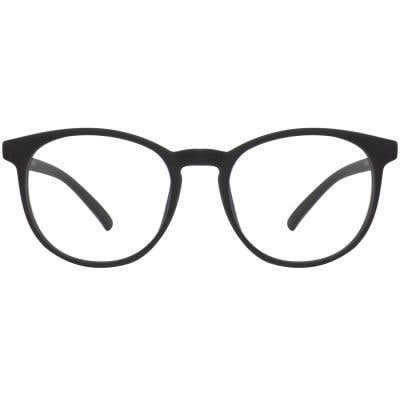 Hyphy Round Eyeglasses 116724-c