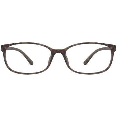 Rectangle Eyeglasses 116734