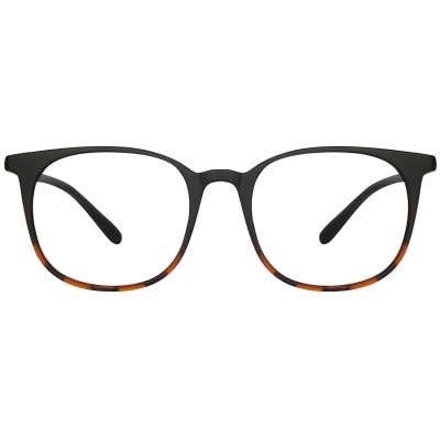 Rectangle Eyeglasses 119242-c