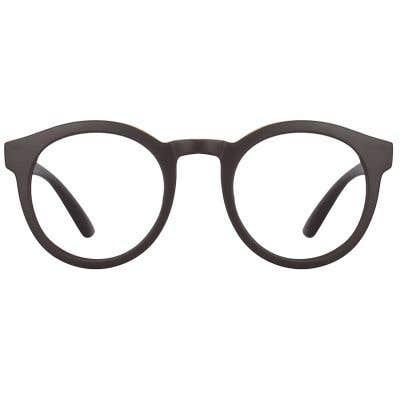 Round Eyeglasses 120936-c