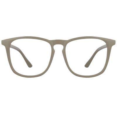 Square Eyeglasses 122324-c