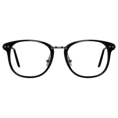 Rectangle Eyeglasses 121106-c