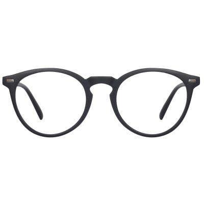 Round Eyeglasses 121506-c