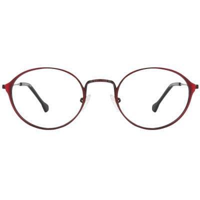 Oval Eyeglasses 122062-c