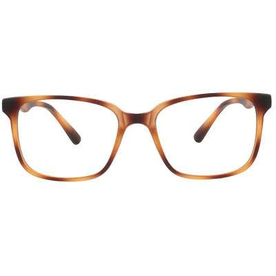 Space Square Eyeglasses 128702-c