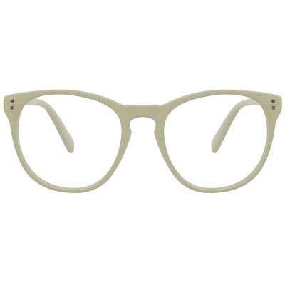 Round Eyeglasses 122101-c