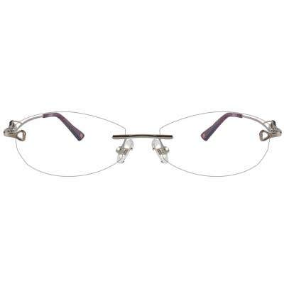 Rimless Eyeglasses 124010