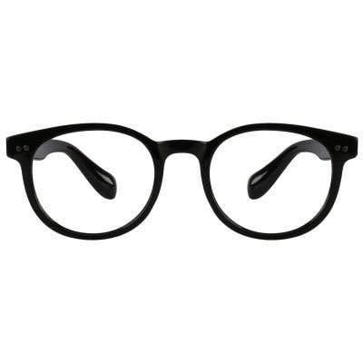 Round Eyeglasses 124011-c