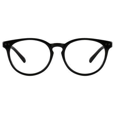 Round Eyeglasses 124017-c