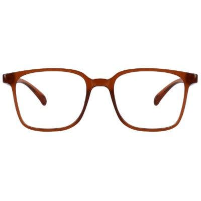 Rectangle Eyeglasses 124025-c