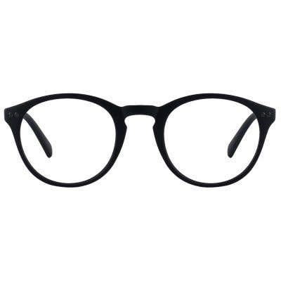 Round Eyeglasses 124027-c
