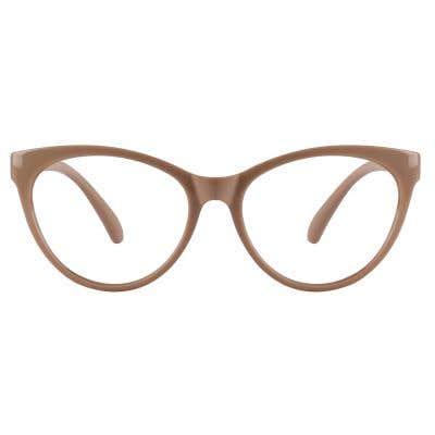 Cat Eye Eyeglasses 124039-c