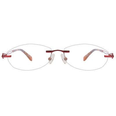 Rimless Eyeglasses 124131-c