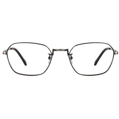 G4U Y2211 Oval Eyeglasses 124555-c
