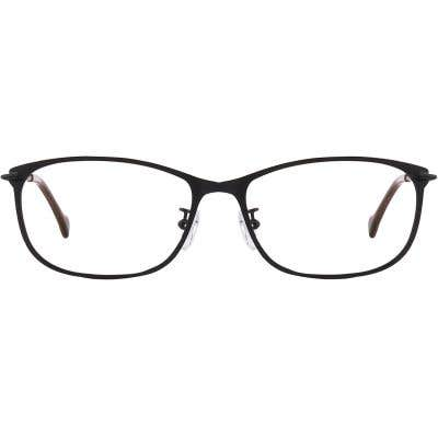 G4U 3061 Rectangle Eyeglasses 124926-c
