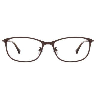 Rectangle Eyeglasses 124929-c