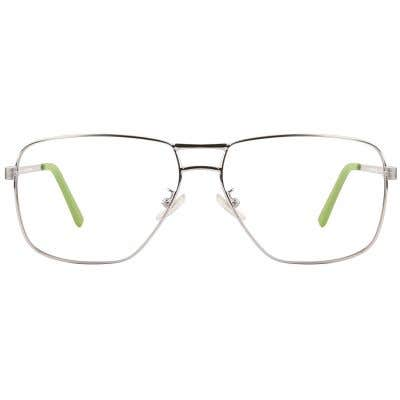 Geometric Eyeglasses 124942-c