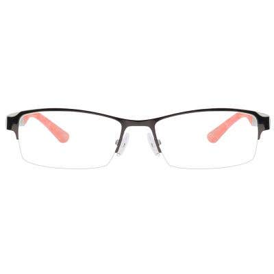 Rectangle Eyeglasses 124987-c