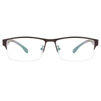 Square Eyeglasses 125001-c