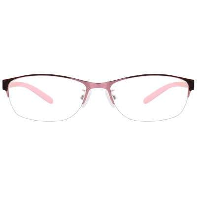Rectangle Eyeglasses 125007-c
