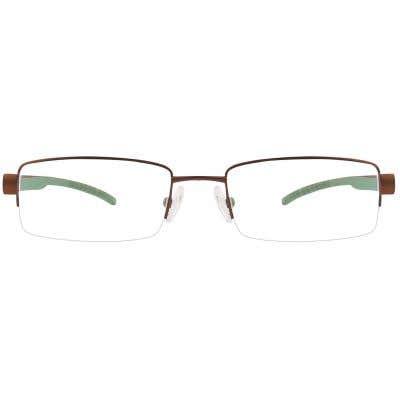 G4U-244 Rectangle Eyeglasses 125075-c
