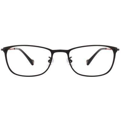 G4U 3058 Rectangle Eyeglasses 125139-c