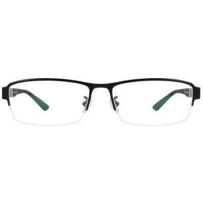 G4U 1006-6 Rectangle Eyeglasses 125169-c