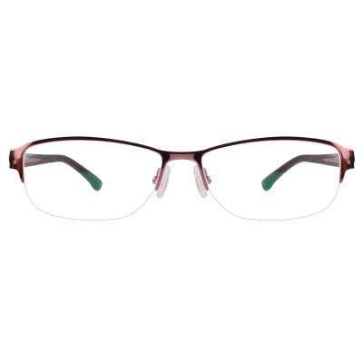Rectangle Eyeglasses 125187-c
