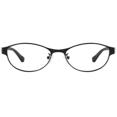Oval Eyeglasses 125192-c