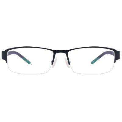 G4U-257 Rectangle Eyeglasses 125199-c