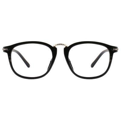 G4U 16832-2 Rectangle Eyeglasses 125270-c