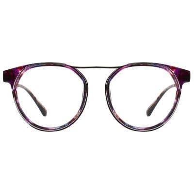 Round Eyeglasses 125286-c