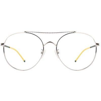 G4U SP8616 Round Eyeglasses 125301-c