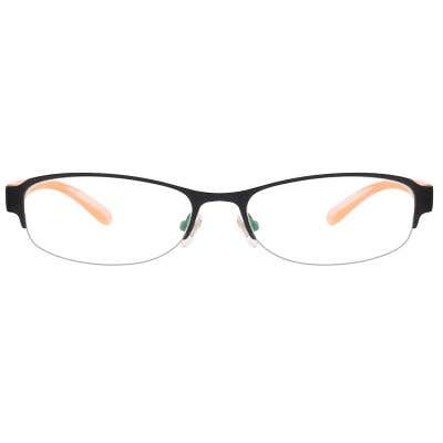 G4U D0540 Rectangle Eyeglasses 125340-c