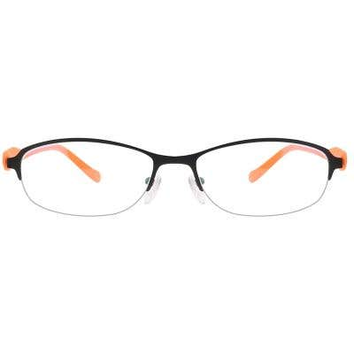 Rectangle Eyeglasses 125347-c