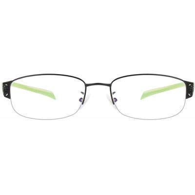 Rectangle Eyeglasses 125373-c