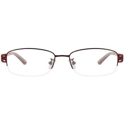 G4U-277-1 Rectangle Eyeglasses 125453-c