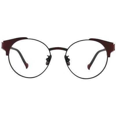 G4U 8312-1 Round Eyeglasses 125495-c