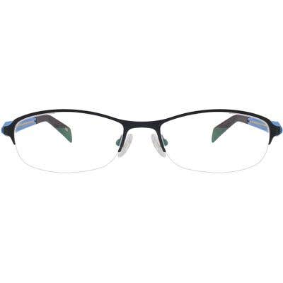 G4U T8102-1 Rectangle Eyeglasses 125514-c