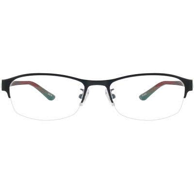 Rectangle Eyeglasses 125523-c