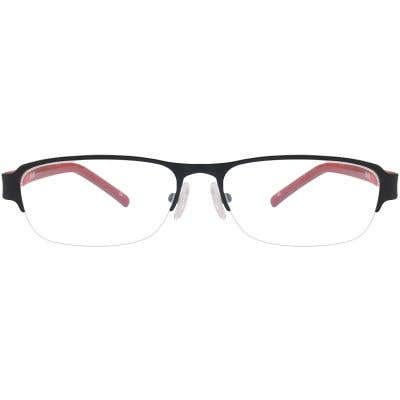 G4U 22004 Rectangle Eyeglasses 125527-c